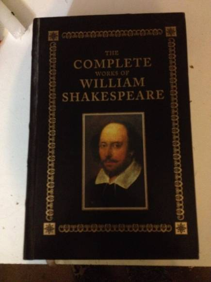 libro william shakeaspere
