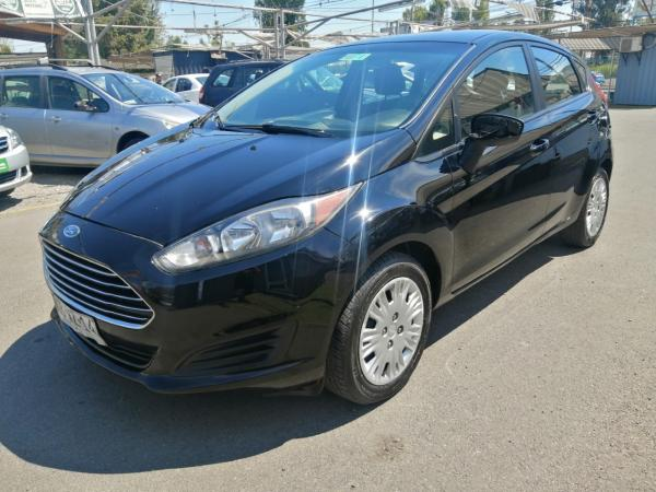 Ford fiesta 2018 full equipo 1.6